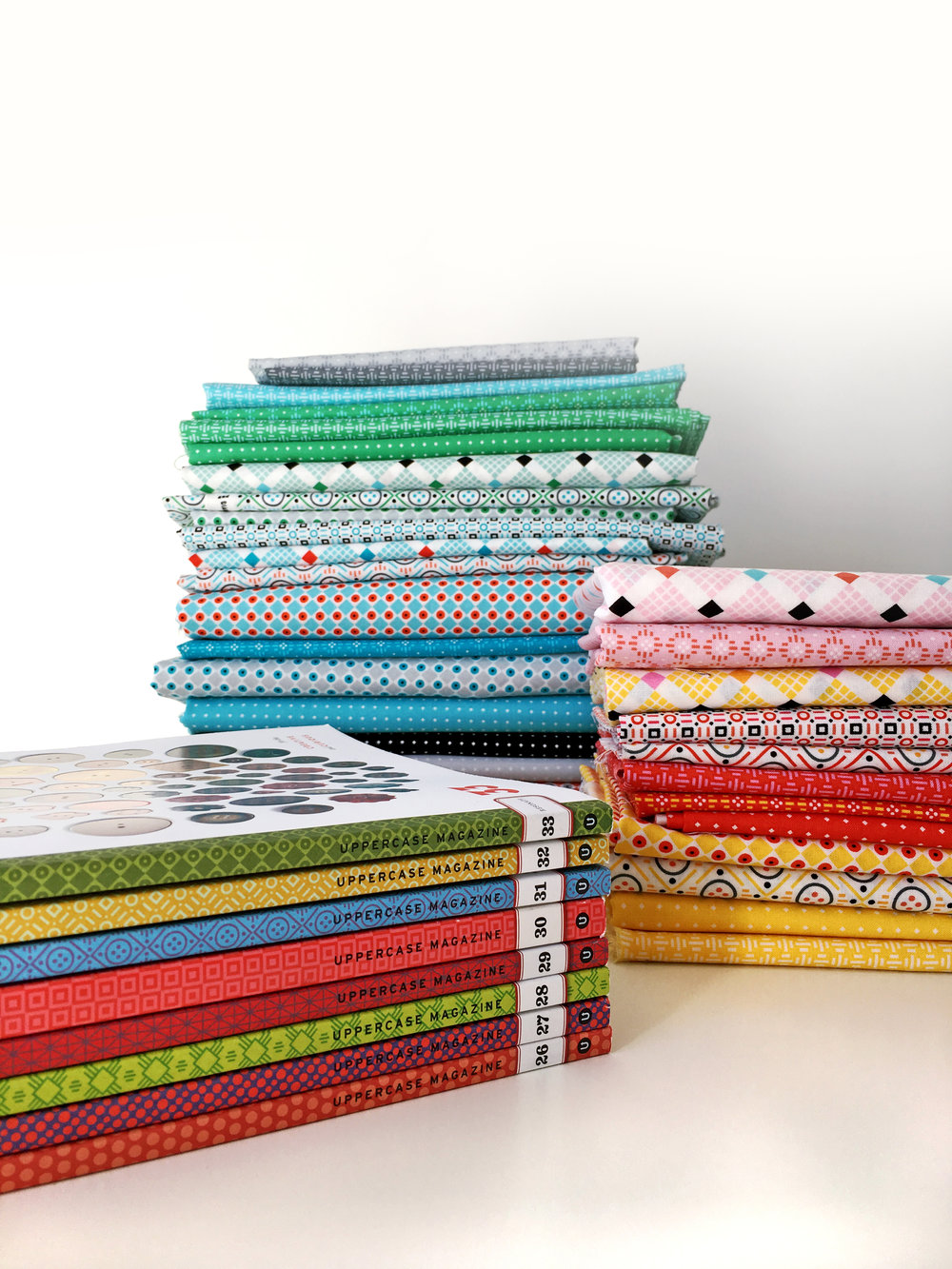 It's pretty incredible to have a first fabric collection, let alone Volume 2! Thank you,  Windham Fabrics !