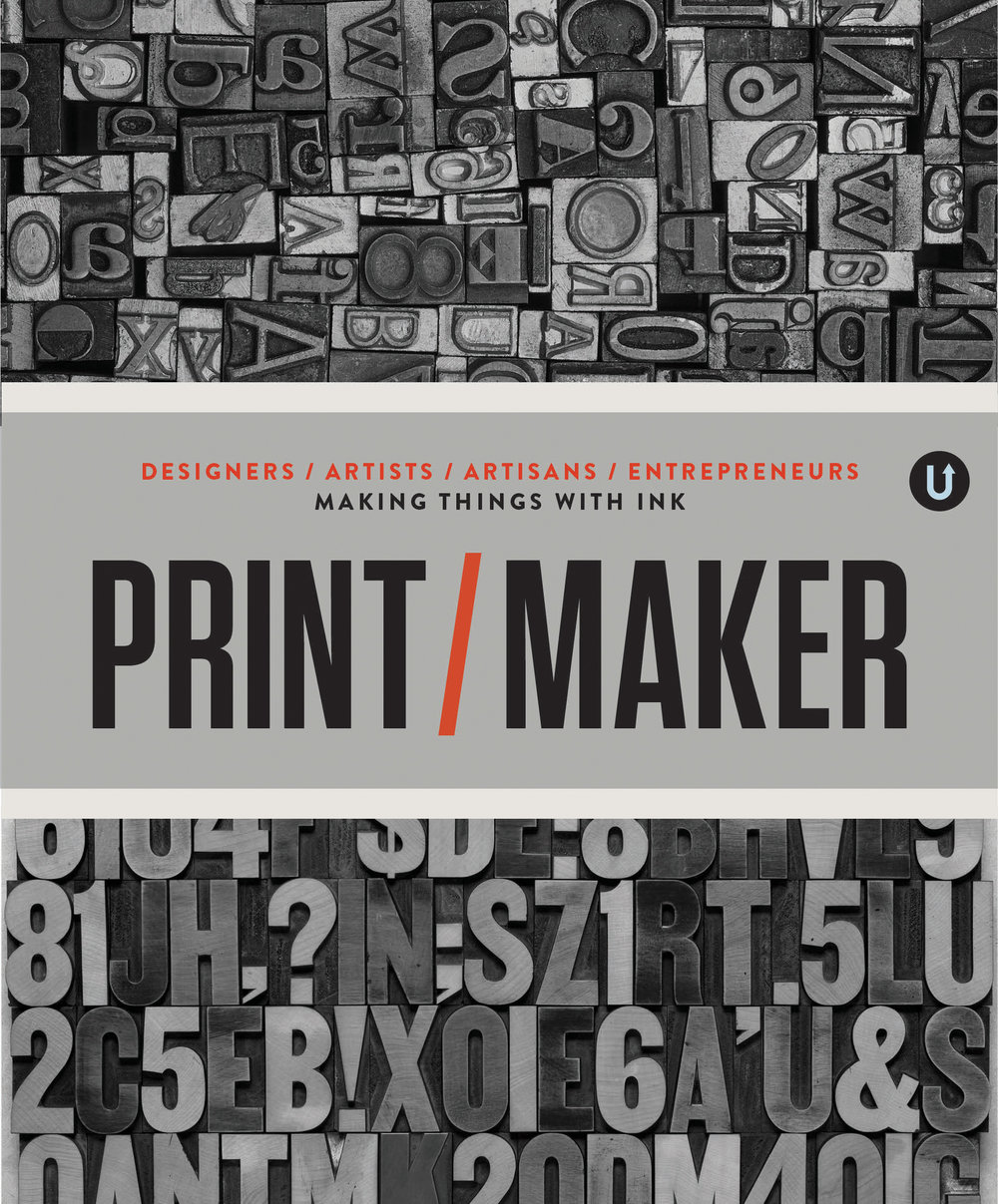 Mockup of the Print / Maker cover. This will be the next book to be released.