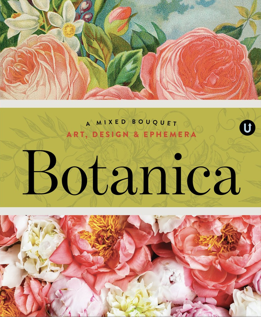 BOTANICA  A gorgeous gift  book  all about how florals and botany inspire all variety of creative people.