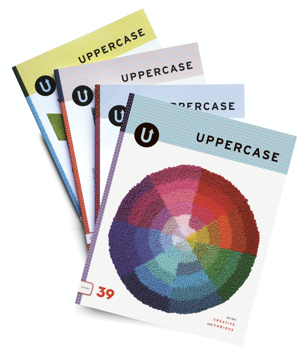 Get an UPPERCASE subscription or renewal when you sign up for B-School through my  affiliate link !