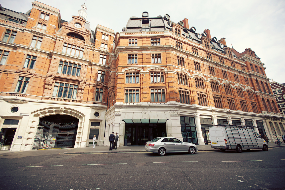 The Andaz Hotel London