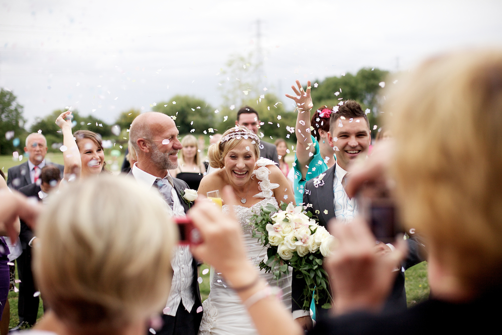 Gemma & Mark - Wat Tyler Wedding Day