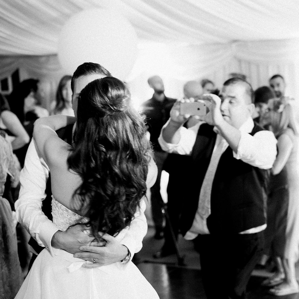 We cannot begin to thank you for doing such an amazing job on our beautiful wedding photos. They are absolutely perfect and you were an absolute pleasure to have around us on our wedding day. We can never thank you enough and we are so grateful you were the one to capture all the special memories. -