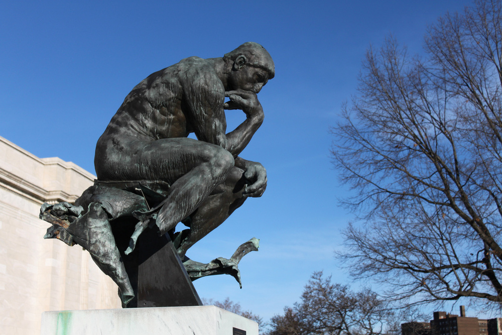 thinker for hire