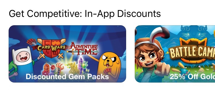 """Gem packs! Get yer gem packs here!"""