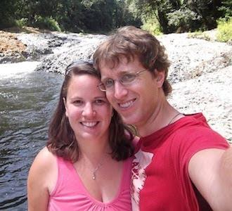 Matt and Allison Klump.