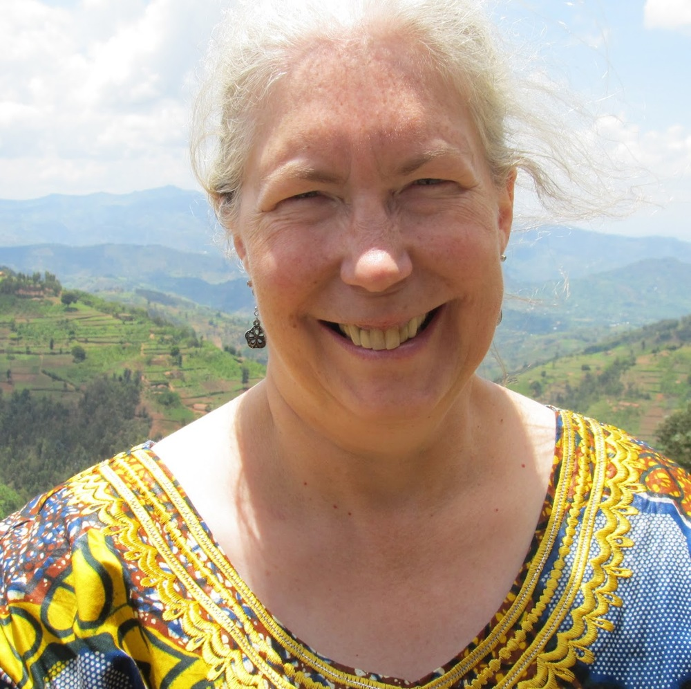 Rev. Debbie Blane, Mission Co-Worker in South Sudan