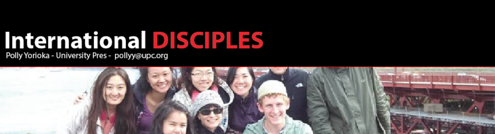 International Disciples is a new worshipping community for international and American university students, faculty, and staff at the University of Washington.  The primary vision behind this community was to create a community that will equip international students to become Christian leaders and church planters in their home countries—and this community will provide the training ground as students learn to reach out to other international and American students while in Seattle.