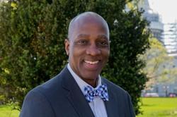 Rev. Dr. J. Herbert Nelson  —Photo by Byron Buck