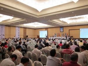 Auditório Lotado em Cartagena 2011