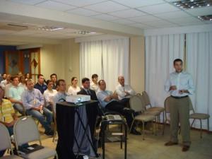 Comentários sobre o evento: Encontro da Sociedade Brasileira do Quadril, Regional Sul – Florianópolis: 17 – 19 de Março de 2011