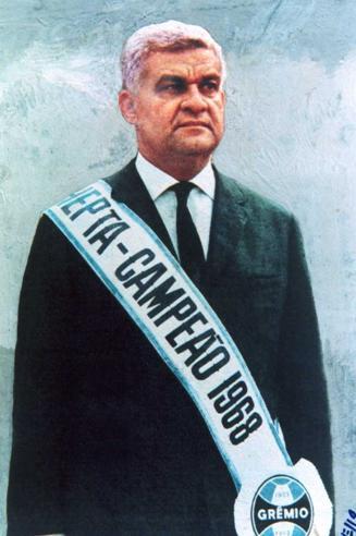Dr. David de Azevedo Gusmão
