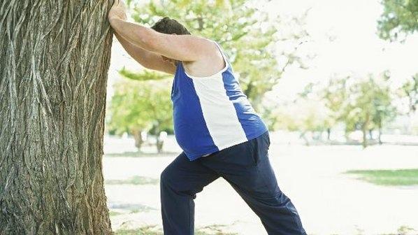 Sobrepeso e risco de artrose nas articulações