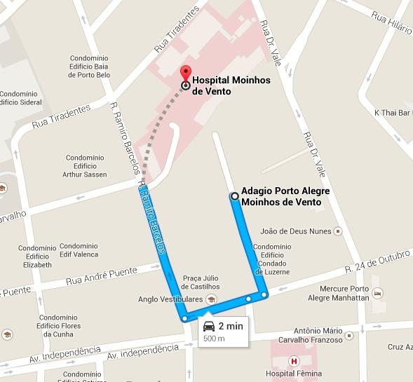 Link para google maps