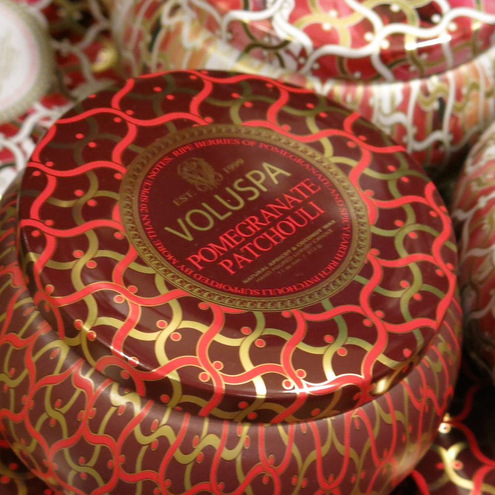 Voluspa Pomegranate Pachouli Candle