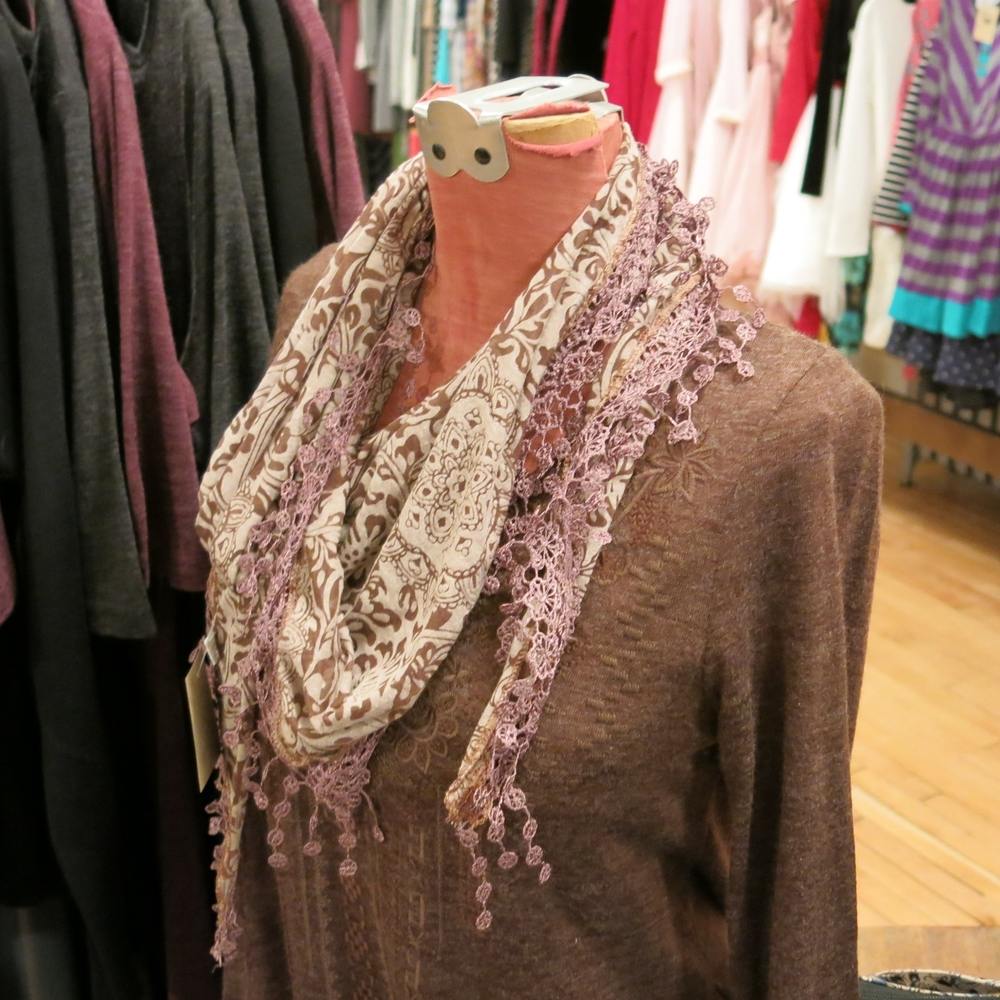 Pretty Wrap Scarves
