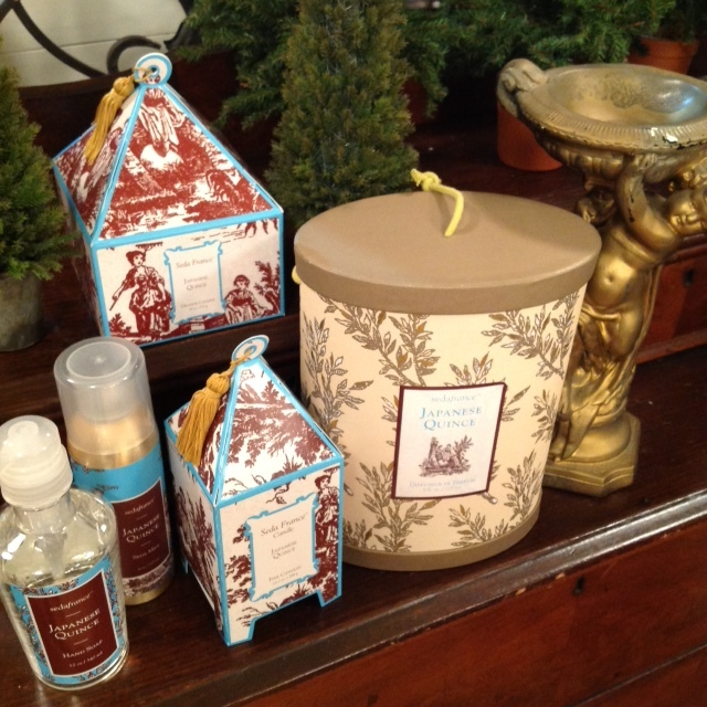 Fine Candles, Soaps and Sprays