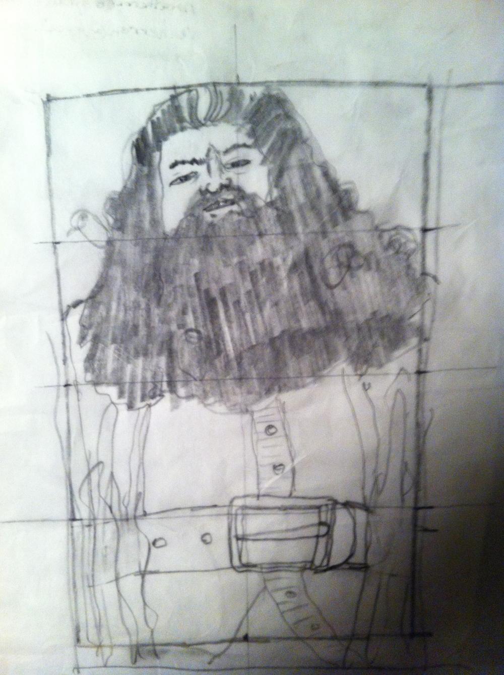 Original concept sketch.