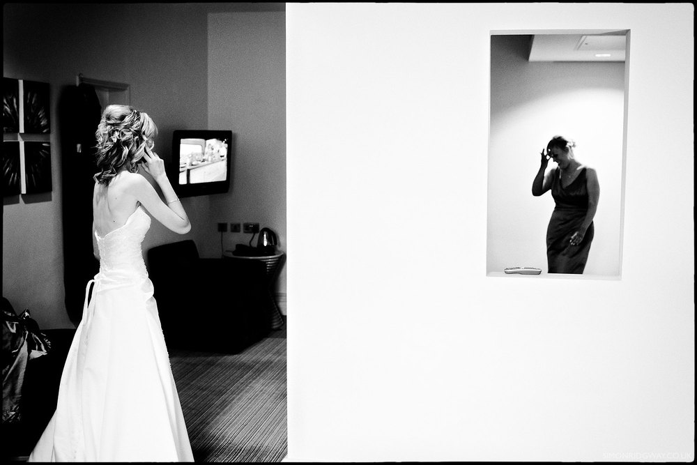 Wedding Photography at the Parc Hotel, Cardiff