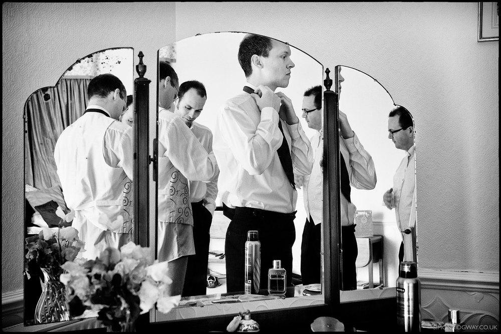 Documentary Wedding Photography at Boulston Manor