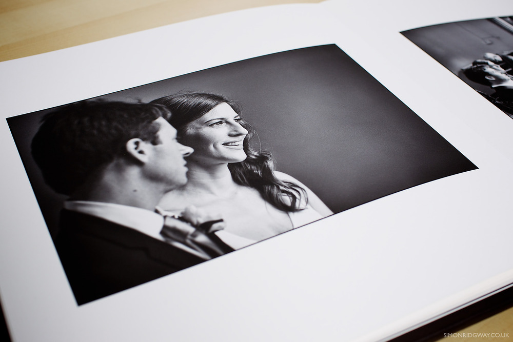 Images are printed on archival paper using archival inkjet printing