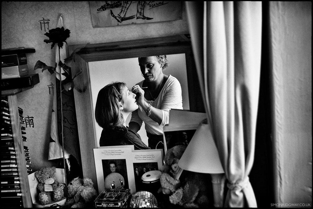Wedding Photojournalism, Machynlleth, North Wales