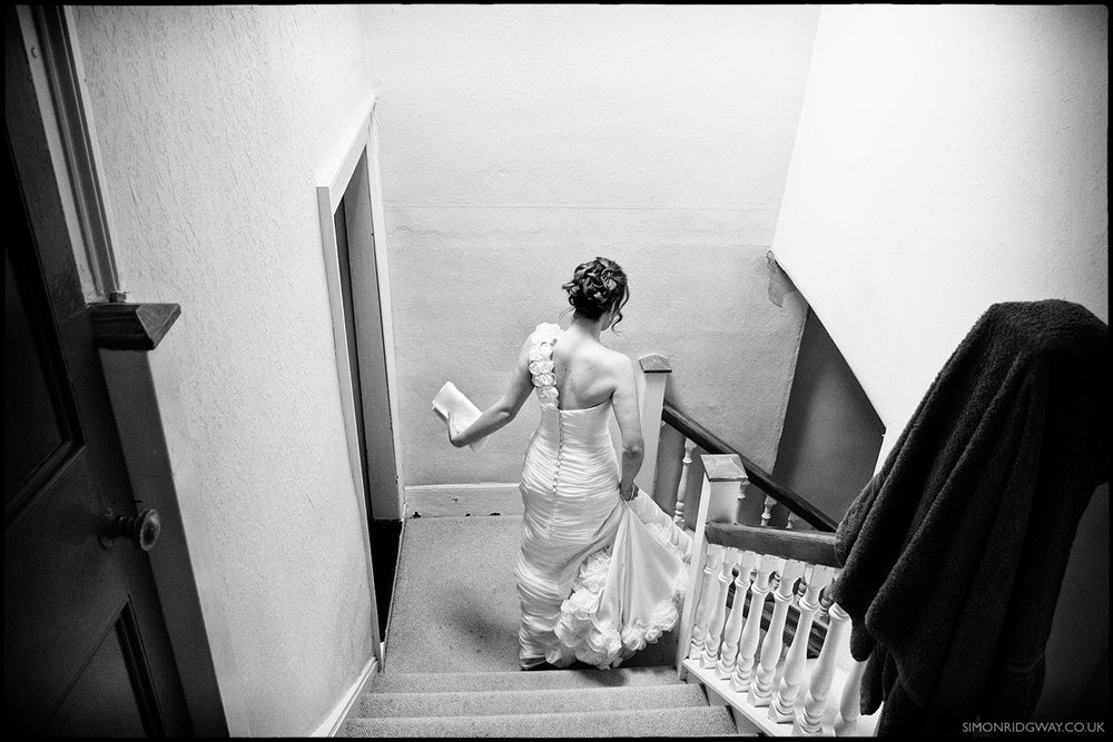 Documentary Wedding Photography, North Wales