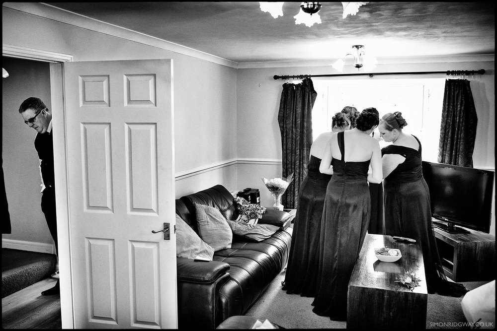 Reportage Wedding Photography, Wales