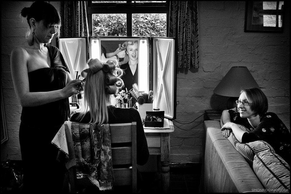 Documentary Wedding Photography, The Fig Tree, West Wales