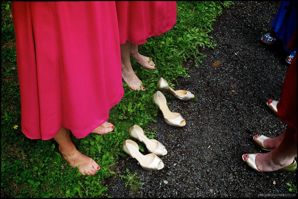 Documentary Wedding Photography, Saundersfoot, Wales