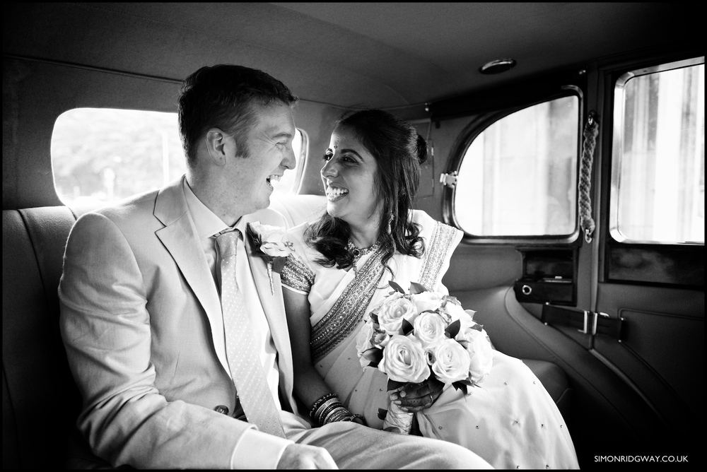 Wedding photography at Cardiff City Hall and National Museum of Wales