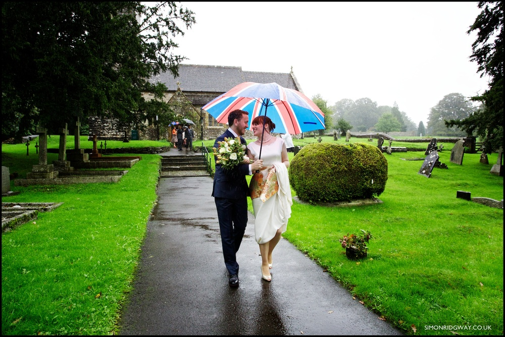Wedding Photography at Huntsham Court, Devon