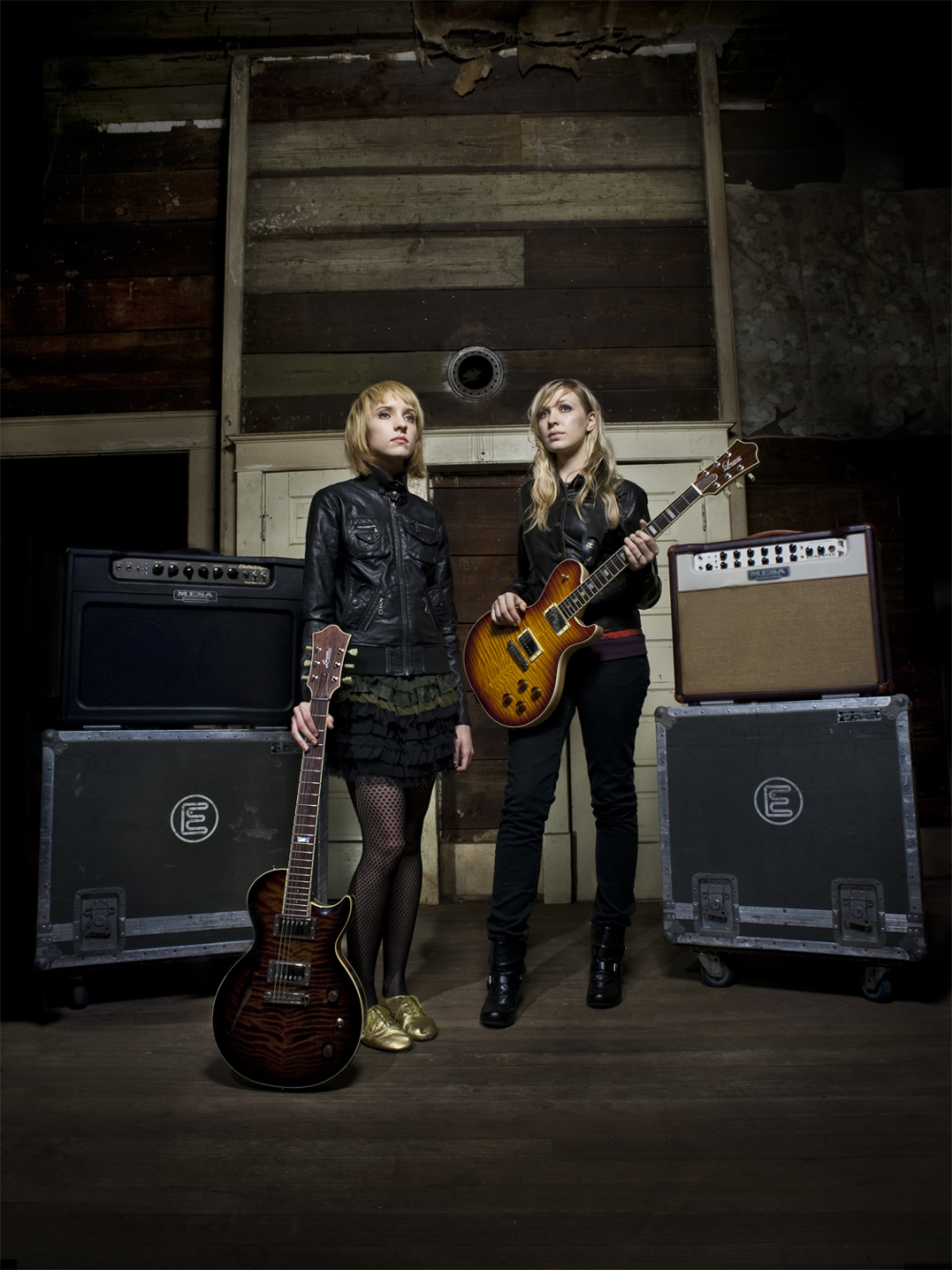 ​Eisley, for Mesa Boogie catalog.