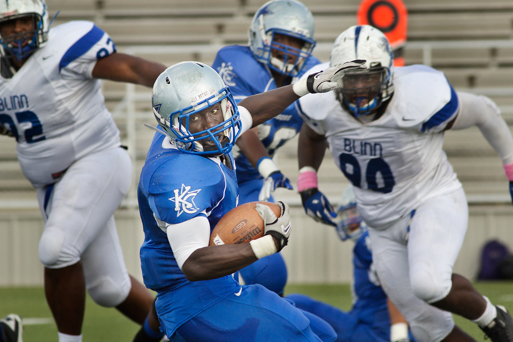 Kilgore College football - For The Flare