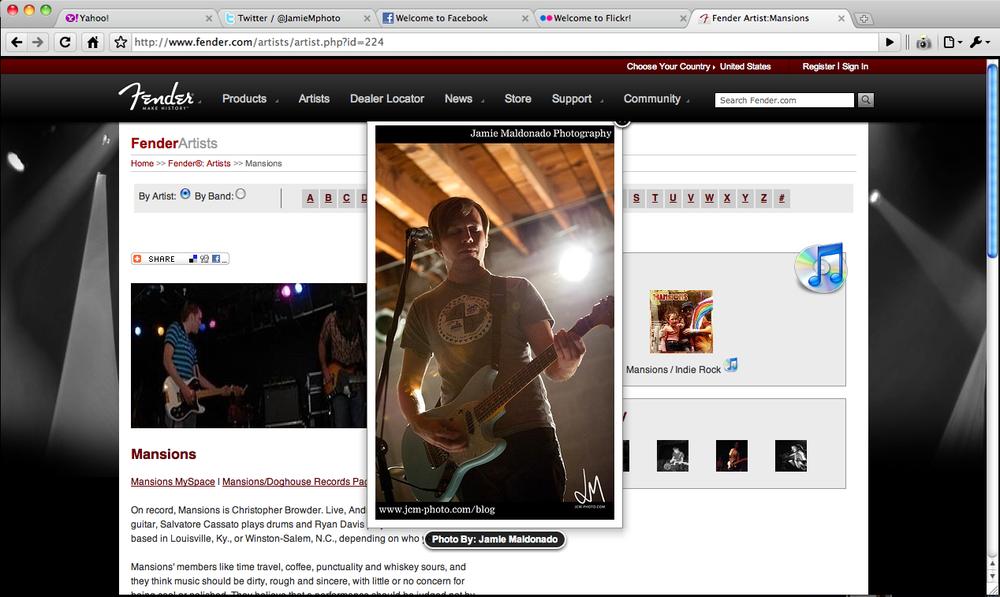 Fender.com