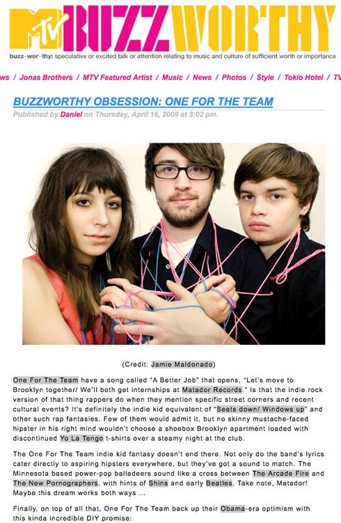 MTV Buzzworthy