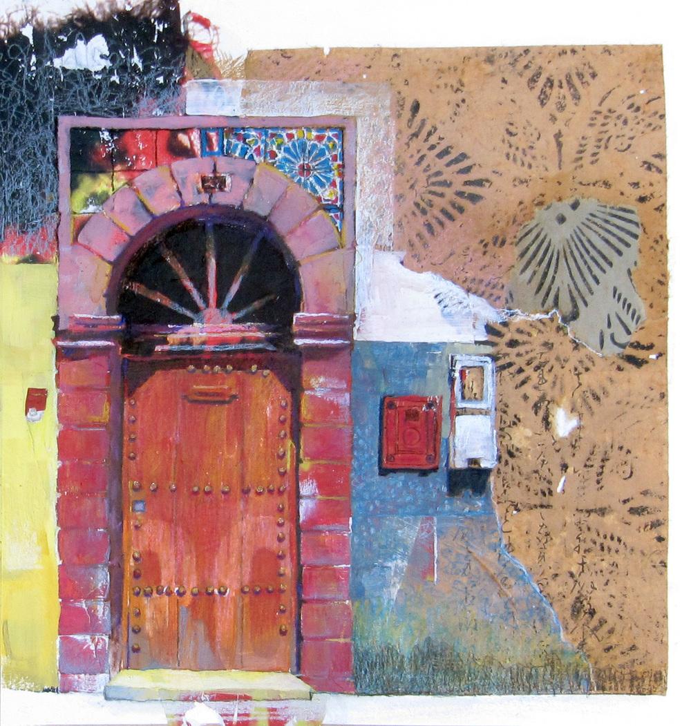 Pink Door - Essaouria