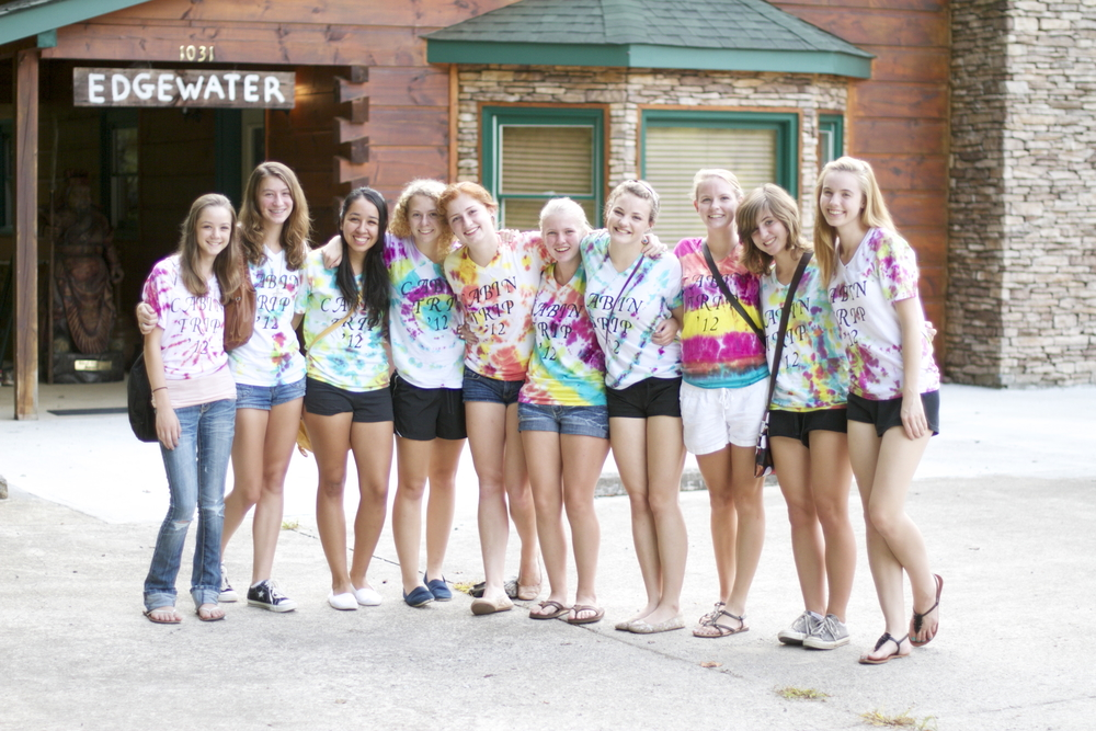my xc girls. aren't they adorable?