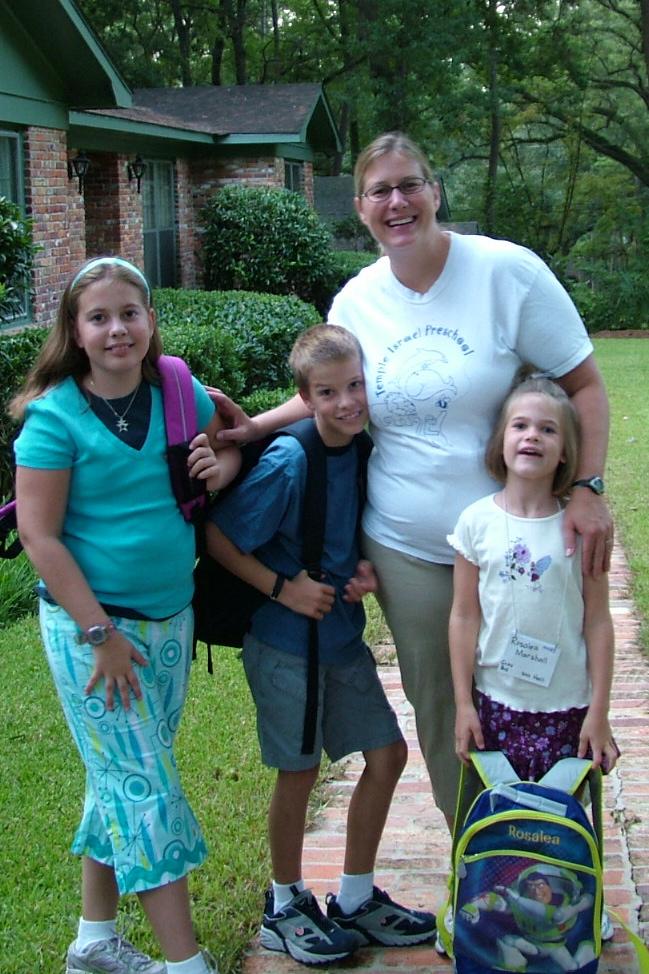 back to school 2005 (kindergarten, 3rd, & 5th)