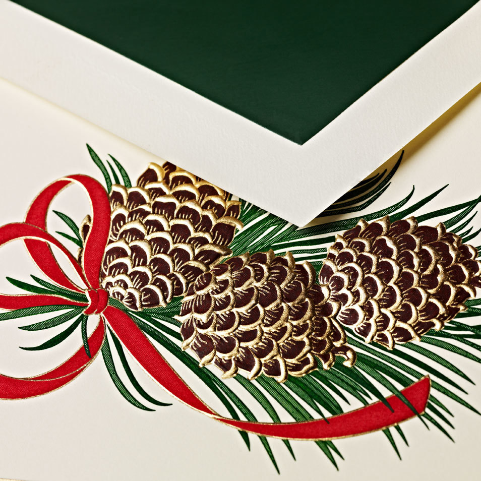 crane & co christmas.pine cones.jpg