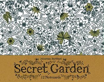 chronical secret garden notecards.jpg