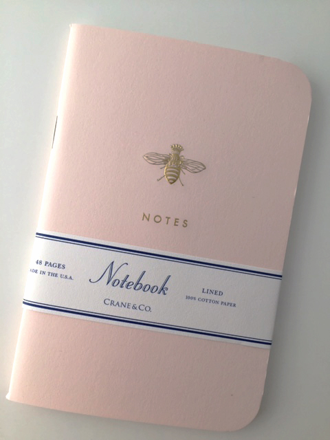 email 9.17.17 crane bee notebook.jpg