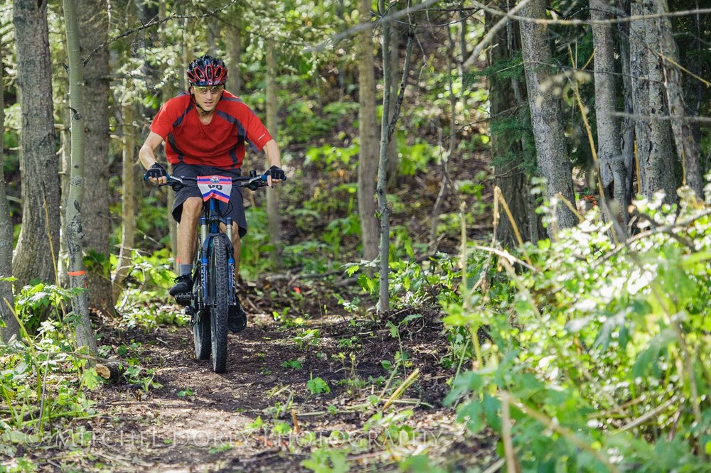 2016 Battle Creek Showdown Mountain Bike Race and Festival