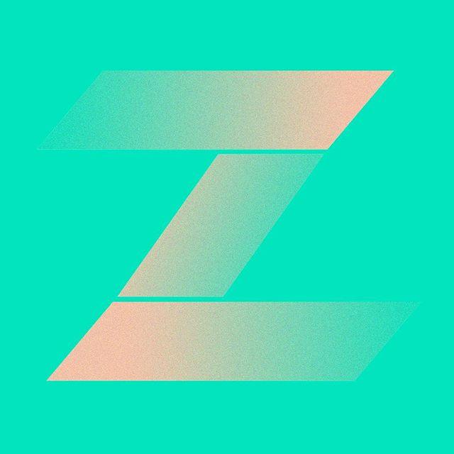Z. Last of the letters! #36daysoftype #36days_Z #36daysoftype05