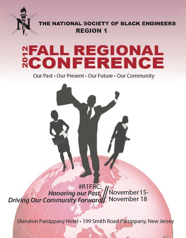 NSBE Region 1 Fall Regional Conference 2012