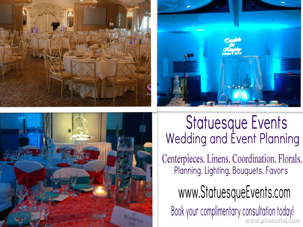 Wedding and Event Planning - Maryland, Washington DC, Northern VA