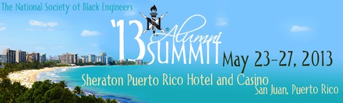 I'm headed to Puerto Rico tomorrow for NSBE's Alumni Summit! If you're feeling daring, get yourself a last minute ticket and join us over the weekend! There's much to do including golf, ziplining, and meeting great people! Click the image for more info!