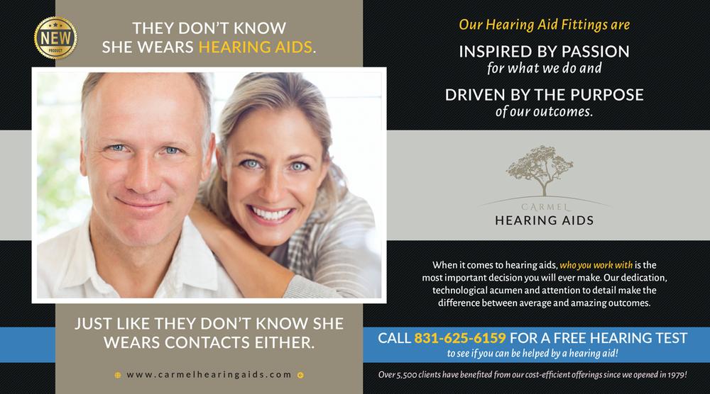 Patricia H., Pacific Grove, CA — Carmel Hearing Aids