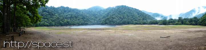 Lake Sai panoramic