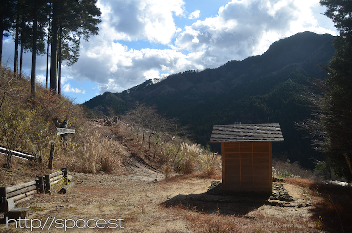 Sasamekura meditation hut